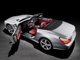 Photos of Mercedes-Benz SL 350 AMG Sports Package Edition 1 (R231) 2012