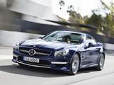 Photos of Mercedes-Benz SL 65 AMG (R231) 2012