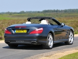 Photos of Mercedes-Benz SL 350 UK-spec (R231) 2012