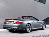 Photos of Mercedes-Benz SL 63 AMG UK-spec (R231) 2012
