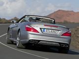 Photos of Mercedes-Benz SL 63 AMG (R231) 2012