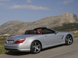 Photos of Mercedes-Benz SL 500 AMG Sports Package Edition 1 (R231) 2012