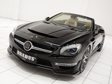 Photos of Brabus 800 Roadster (R231) 2013