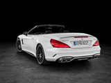 Photos of Mercedes-Benz AMG SL 63 (R231) 2015