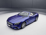 Photos of Mercedes-Benz SL-Klasse designo Edition (R231) 2017