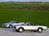 Photos of Mercedes-Benz SL-Klasse