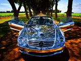 Photos of AMG Mercedes-Benz SL-Klasse