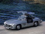 Pictures of Mercedes-Benz 300 SL (W198) 1954–57