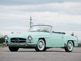 Pictures of Mercedes-Benz 190 SL US-spec (R121) 1955–63