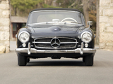 Pictures of Mercedes-Benz 190 SL US-spec (R121) 1955–63