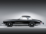 Pictures of Mercedes-Benz 300 SL US-spec (R198) 1957–63