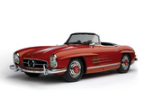 Pictures of Mercedes-Benz 300 SL (R198) 1957–63