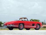 Pictures of Mercedes-Benz 300 SL US-spec (R198) 1957–63