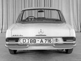 Pictures of Mercedes-Benz 220 SL Concept (W113) 1962
