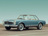 Pictures of Mercedes-Benz 230 SL (W113) 1963–67