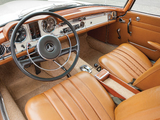 Pictures of Mercedes-Benz 230 SL US-spec (W113) 1963–67
