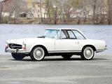 Pictures of Mercedes-Benz 230 SL US-spec (W113) 1963–67