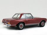Pictures of Mercedes-Benz 280 SL FR-spec (W113) 1967–71