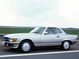 Pictures of Mercedes-Benz SL-Klasse (R107) 1971–89