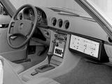 Pictures of Mercedes-Benz 450 SL Methanol Antrieb (R107) 1974