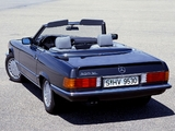 Pictures of Mercedes-Benz 500 SL (R107) 1980–85