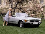 Pictures of Mercedes-Benz 380 SL (R107) 1980–85