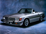 Pictures of AMG 500 SL (R107) 1981–85
