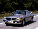Pictures of Mercedes-Benz 300 SL (R107) 1985–89