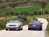 Pictures of Mercedes-Benz SL-Klasse (R129) 1988–2001
