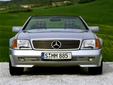 Pictures of Mercedes-Benz 500 SL (R129) 1990–93