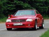 Pictures of Mercedes-Benz SL 60 AMG UK-spec (R129) 1993–98