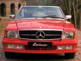 Pictures of Lorinser Mercedes-Benz SL-Klasse (R107)
