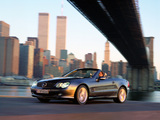 Pictures of Mercedes-Benz SL 500 (R230) 2001–05