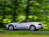 Pictures of Mercedes-Benz SL 55 AMG (R230) 2001–08