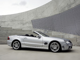 Pictures of Mercedes-Benz SL 55 AMG Performance Package (R230) 2002–08