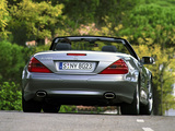 Pictures of Mercedes-Benz SL 600 (R230) 2003–05