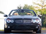 Pictures of Mercedes-Benz SL 65 AMG US-spec (R230) 2004–08