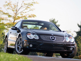 Pictures of Mercedes-Benz SL 65 AMG US-spec (R230) 2004–08