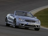 Pictures of Mercedes-Benz SL 65 AMG (R230) 2004–08