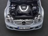 Pictures of Mercedes-Benz SL 500 (R230) 2005–08