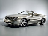 Pictures of Mercedes-Benz Vision SL 400 CDI (R230) 2005