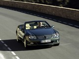 Pictures of Mercedes-Benz SL 600 (R230) 2005–08