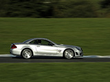 Pictures of Mercedes-Benz SL 63 AMG (R230) 2008–11