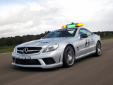 Pictures of Mercedes-Benz SL 63 AMG F1 Safety Car (R230) 2008–09