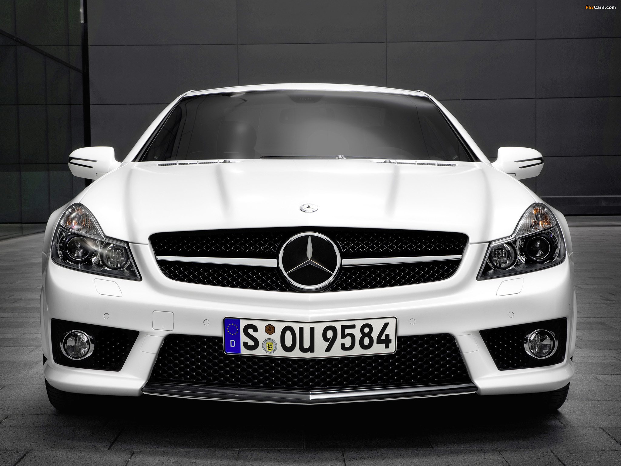Pictures of Mercedes-Benz SL 63 AMG Limited Edition IWC (R230) 2008 (2048 x 1536)