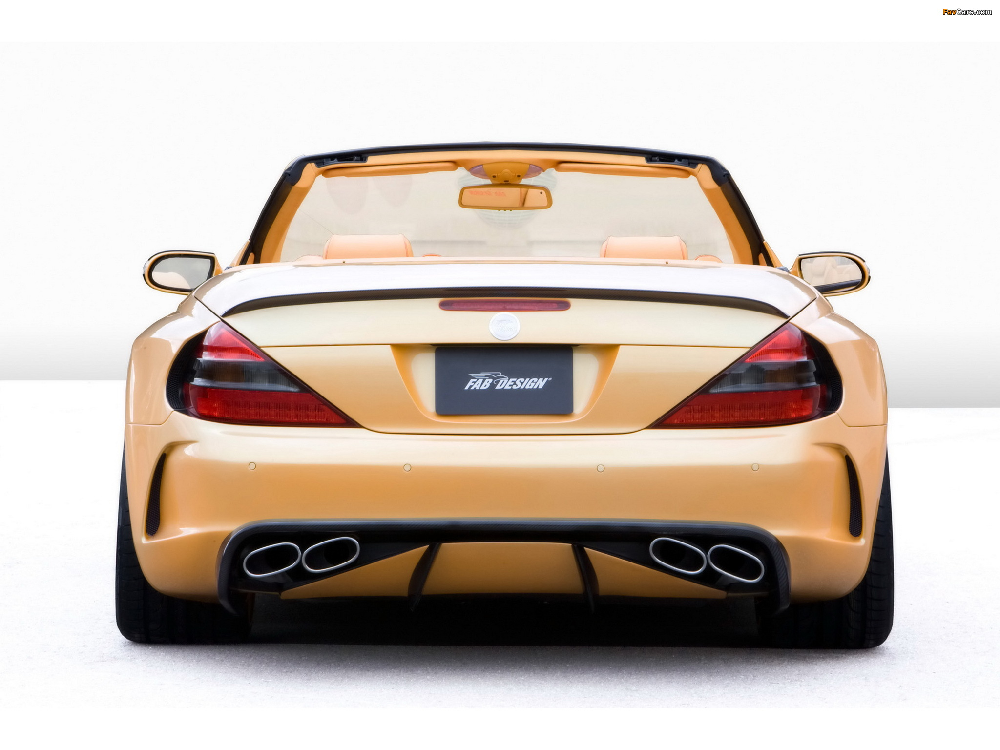 Pictures of FAB Design Mercedes-Benz SL 600 Widebody (R230) 2008 (2048 x 1536)