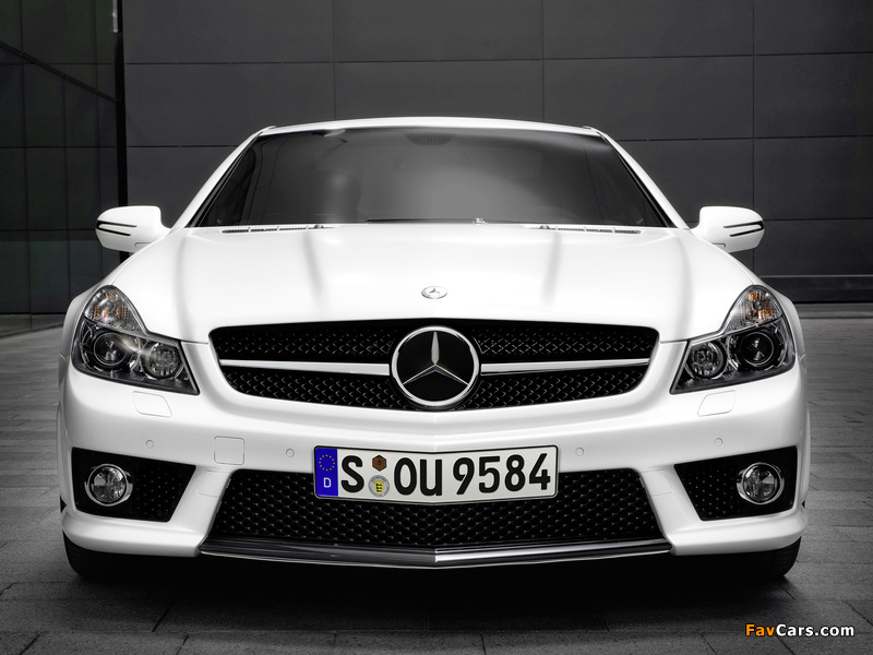 Pictures of Mercedes-Benz SL 63 AMG Limited Edition IWC (R230) 2008 (800 x 600)
