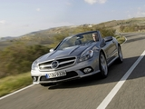Pictures of Mercedes-Benz SL 350 (R230) 2008–11