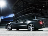 Pictures of Mercedes-Benz SL 350 Night Edition UK-spec (R230) 2010–11