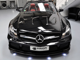 Pictures of Prior-Design Mercedes-Benz SL-Klasse Black Edition (R230) 2011